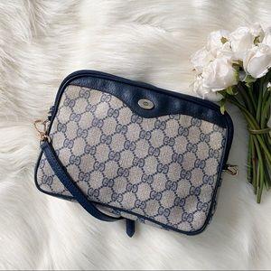 Gucci GG Monogram Crossbody Bag